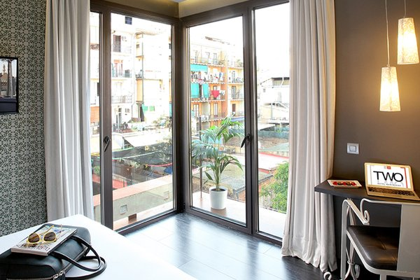 TWO Hotel Barcelona by Axel 4* Sup - фото 17