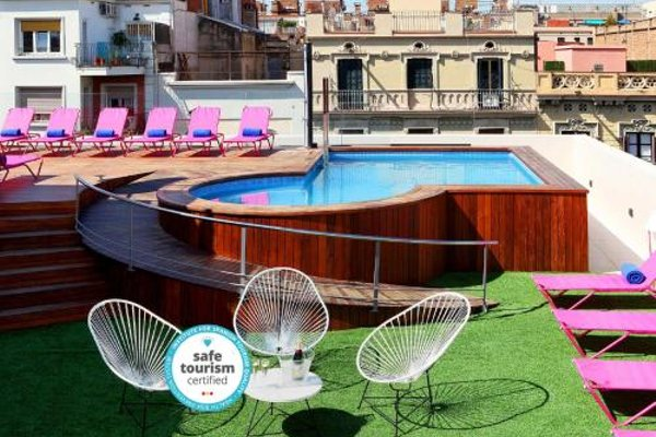 TWO Hotel Barcelona by Axel 4* Sup - фото 20