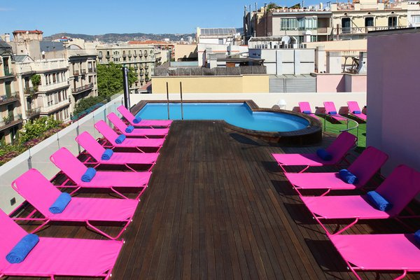 TWO Hotel Barcelona by Axel 4* Sup - фото 23