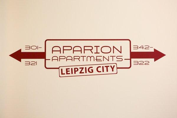 Aparion Apartments Leipzig City - фото 17