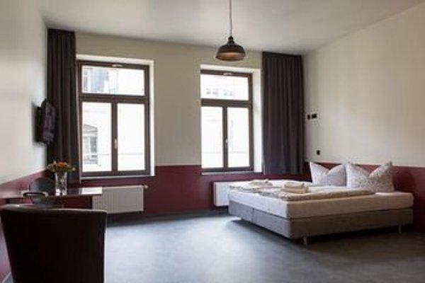 Aparion Apartments Leipzig City - фото 20