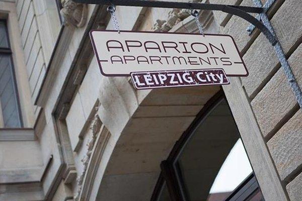 Aparion Apartments Leipzig City - фото 21