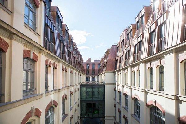 Aparion Apartments Leipzig City - фото 22