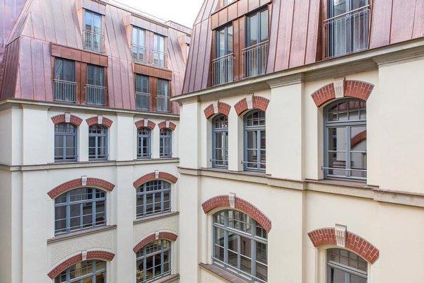 Aparion Apartments Leipzig City - фото 23
