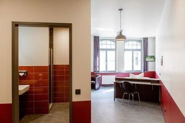 Aparion Apartments Leipzig City - фото 7