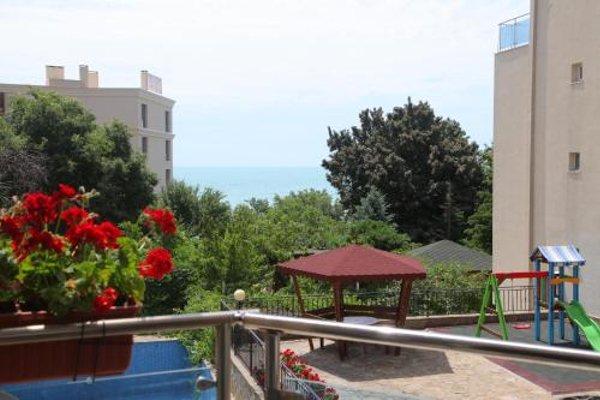 Kabakum Sea View Beach Apartment - фото 19