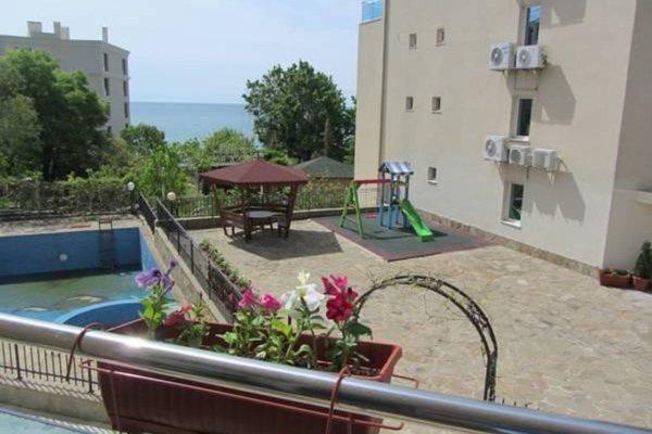 Kabakum Sea View Beach Apartment - фото 20