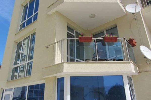 Kabakum Sea View Beach Apartment - фото 22
