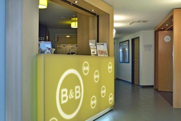 B&B Hotel Koln Frechen - фото 15