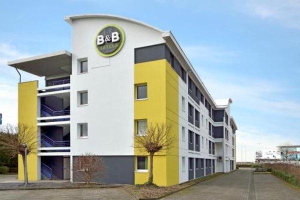 B&B Hotel Koln Frechen - фото 21