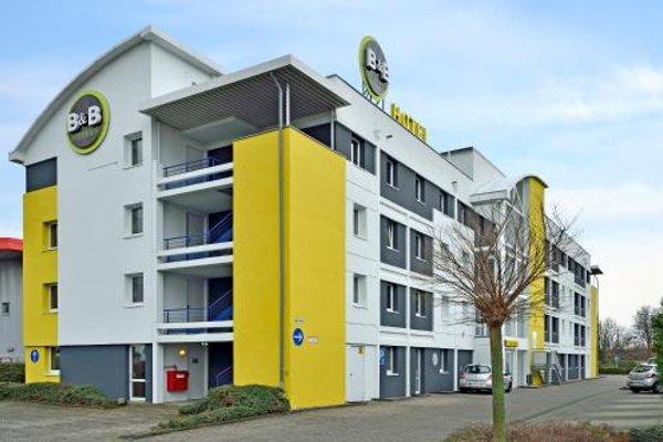 B&B Hotel Koln Frechen - фото 22
