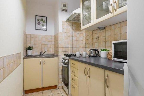 P and O Apartments Krochmalna - фото 14