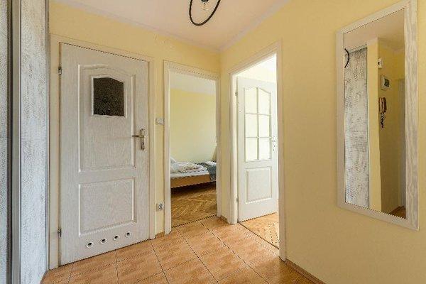 P and O Apartments Krochmalna - фото 17