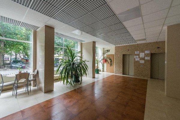 P and O Apartments Krochmalna - фото 19
