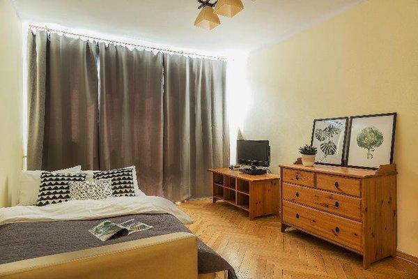 P and O Apartments Krochmalna - фото 20