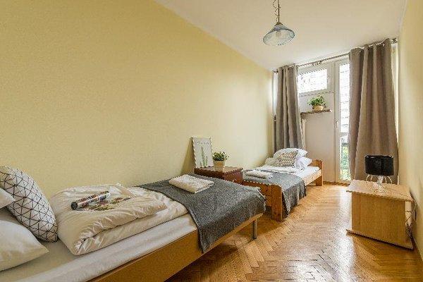 P and O Apartments Krochmalna - фото 21