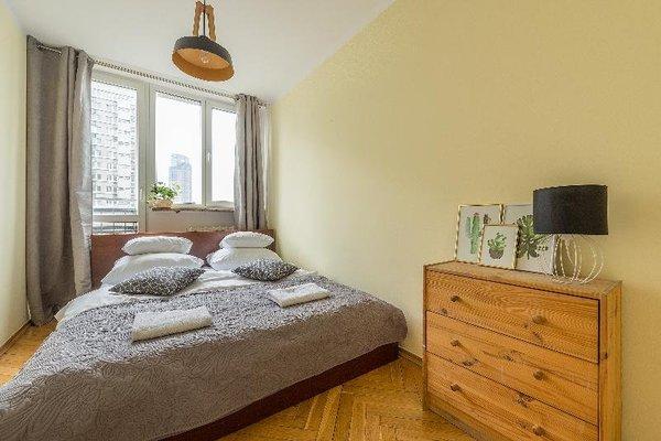 P and O Apartments Krochmalna - фото 22