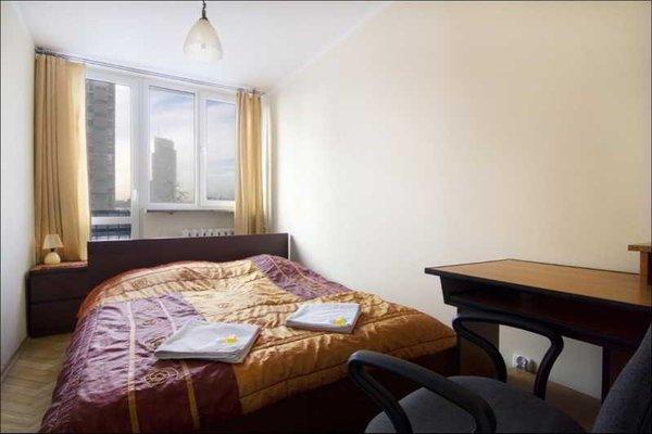 P and O Apartments Krochmalna - фото 23