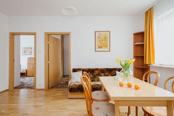 P and O Apartments Krochmalna - фото 4