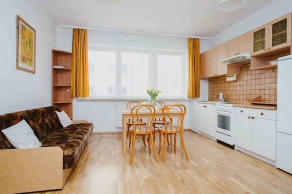 P and O Apartments Krochmalna - фото 5
