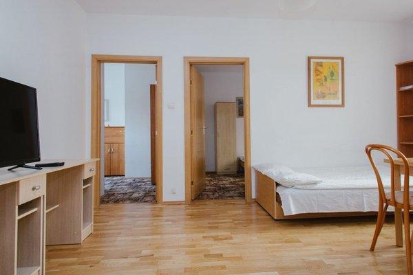 P and O Apartments Krochmalna - фото 7