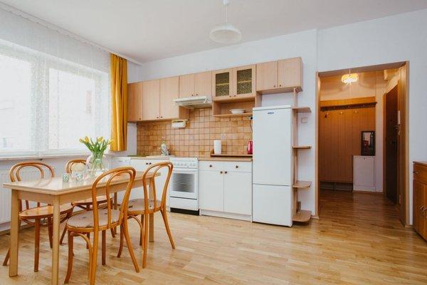 P and O Apartments Krochmalna - фото 8