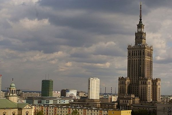 P and O Apartments Krochmalna - фото 9