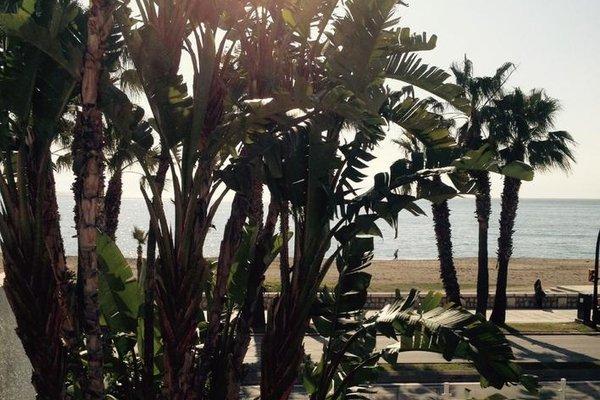 Hostel Bellavista Playa Malaga - фото 20