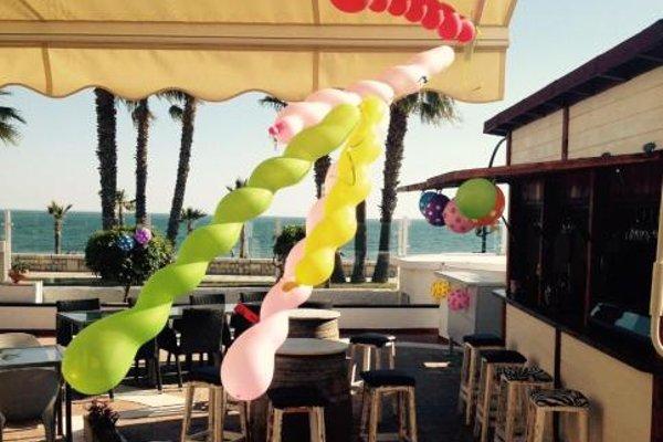 Hostel Bellavista Playa Malaga - фото 7