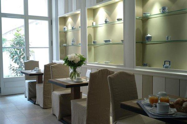 Hotel du Danube Saint Germain - 17