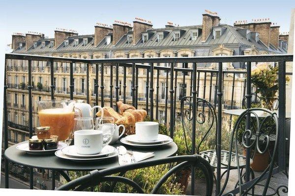 Hotel du Danube Saint Germain - 21