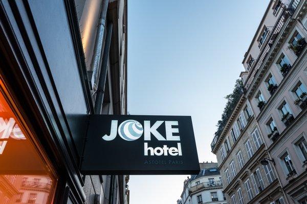 Hotel Joke - Astotel - фото 21