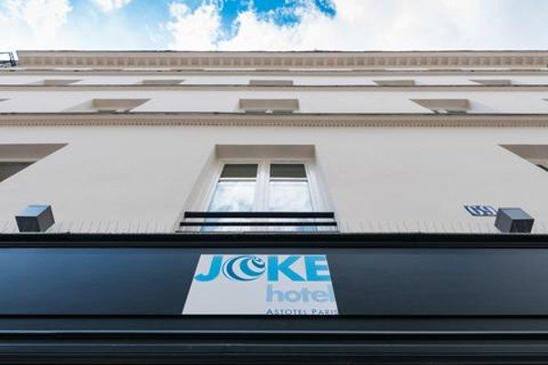 Hotel Joke - Astotel - фото 23