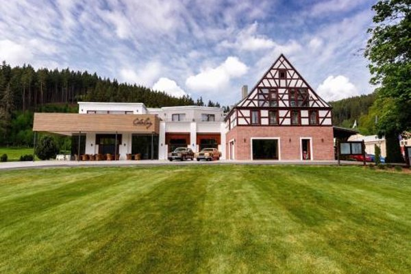 Wellness Hotel & Golf Resort Cihelny - фото 22