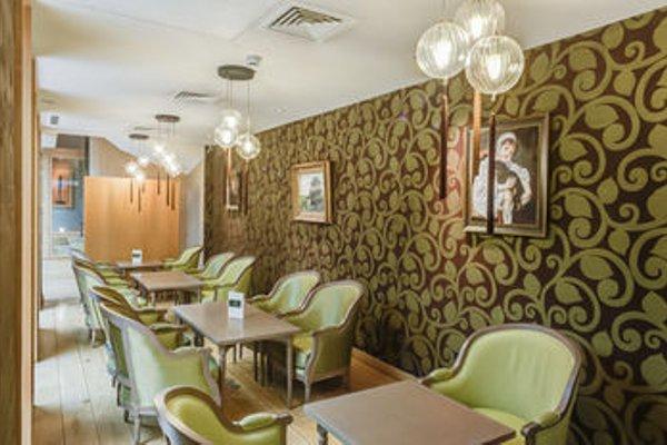 Hotel Pas De Calais - фото 11