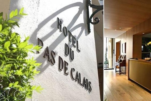 Hotel Pas De Calais - фото 17