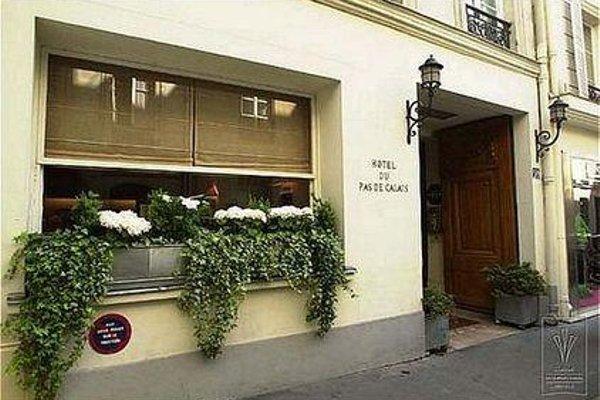 Hotel Pas De Calais - фото 22