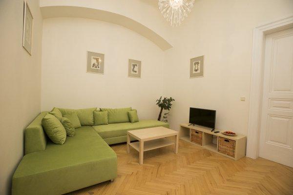 Greg Apartments Kampa Prague - фото 10