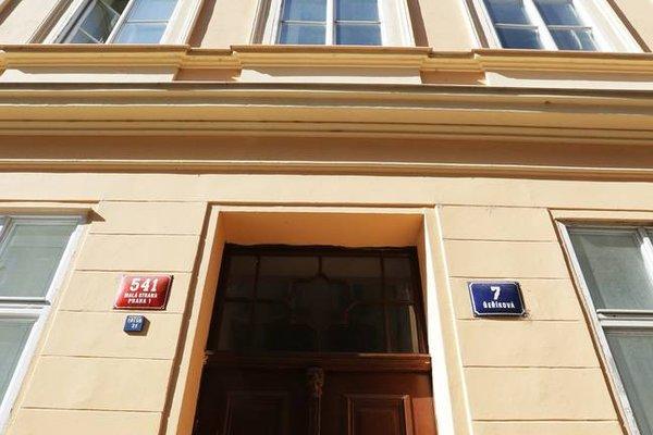 Greg Apartments Kampa Prague - фото 22