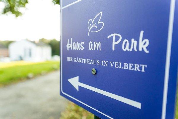 Haus am Park - Ihr Gastehaus in Velbert - 11