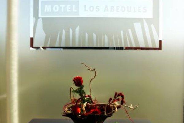 Motel Los Abedules - 22