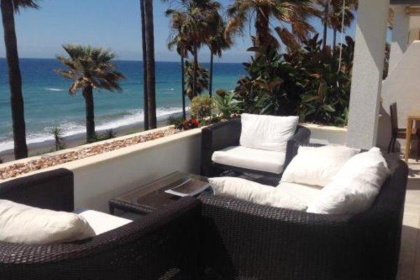 Dominion Beach Apartment - фото 14