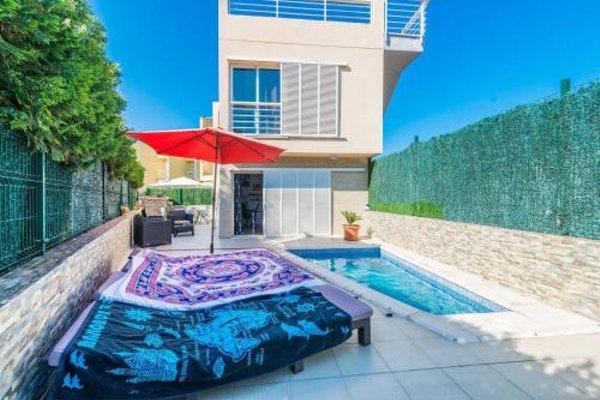 Holiday Home Calle Rotonda de Aucunada - фото 4
