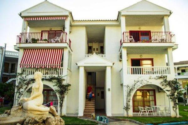 Apartments Kione Playa Romana Park - фото 50