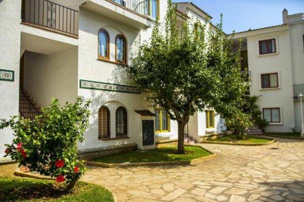 Apartments Kione Playa Romana Park - фото 17