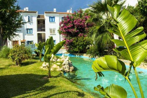 Apartments Kione Playa Romana Park - фото 18