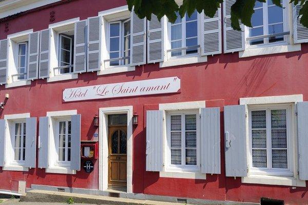 Hotel Saint Amant - 16