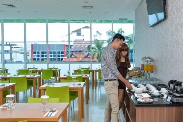 Whiz Prime Hotel Balikpapan - фото 11