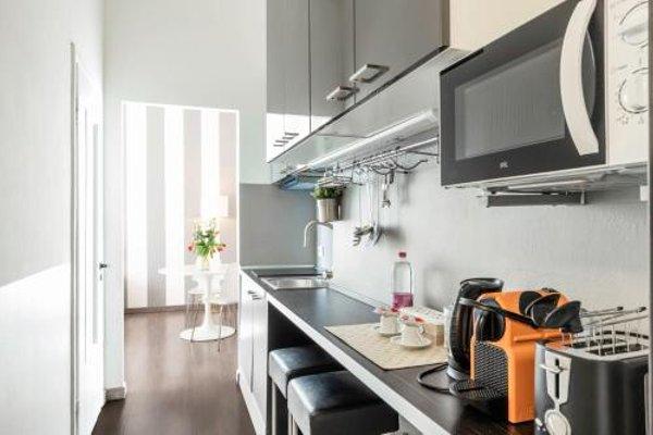 Heart Milan Apartments Duomo Terrace - фото 11