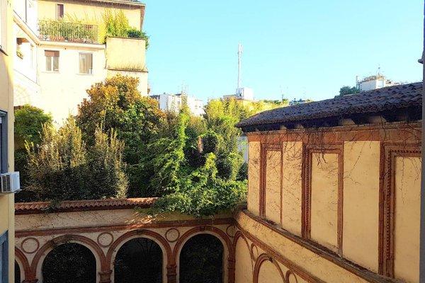 Heart Milan Apartments Duomo Terrace - фото 23